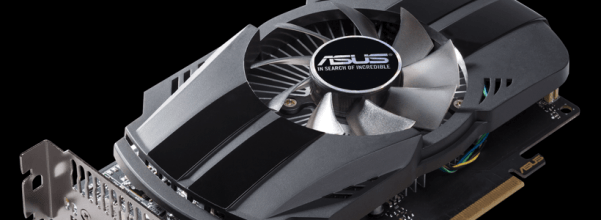 GeForce GTX 1050 Ti ASUS