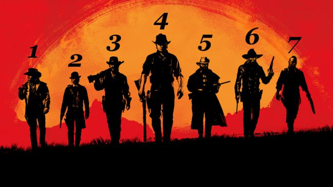 Red Dead Redemption personajes