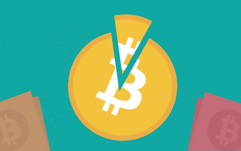 Bitcoin fracción