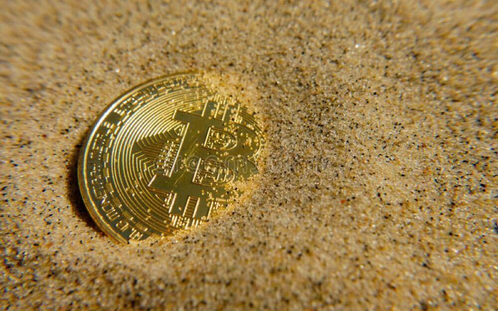 Bitcoin se hunde