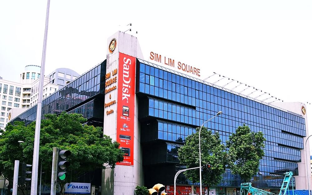 Centro comercial Singapur