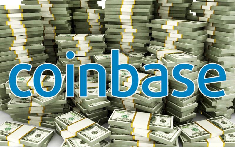 Coinbase factura 1 billón