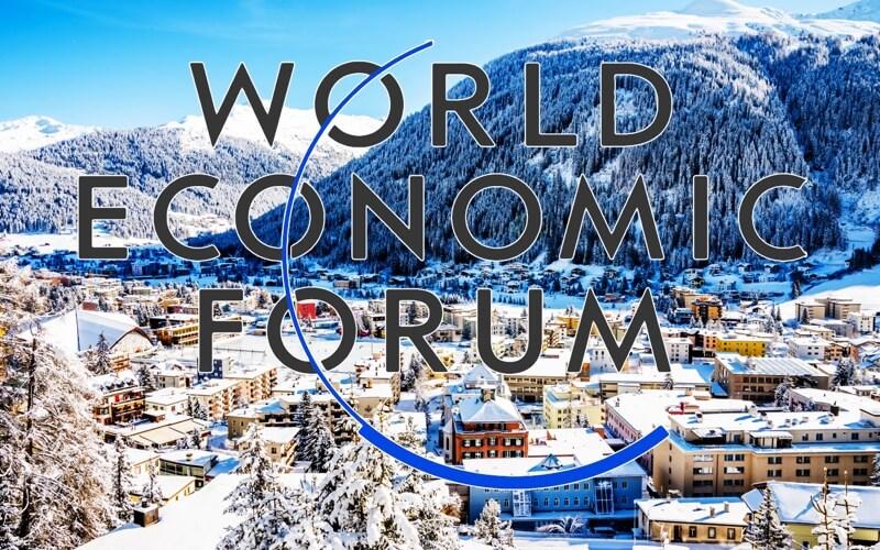 Davos 2018 criptomonedas