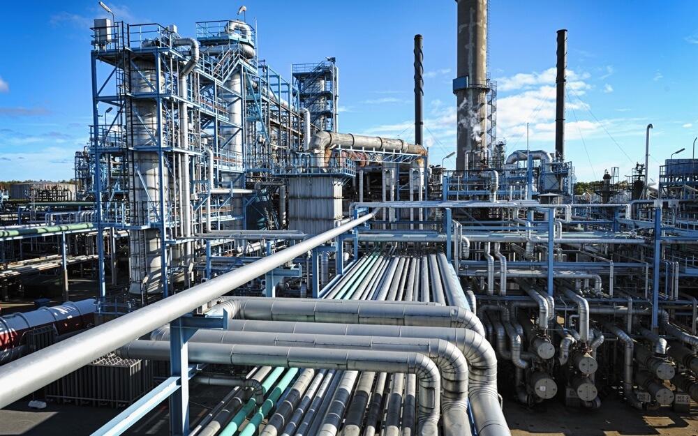 Empresa de refinerias de petroleo bitcoin