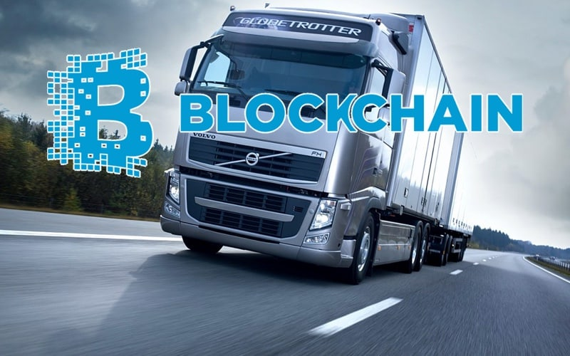 Logistica blockchain