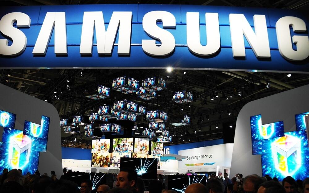 Samsung hardware para minería