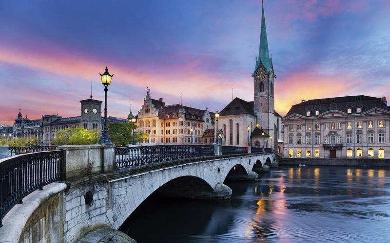 Suiza criptonacion