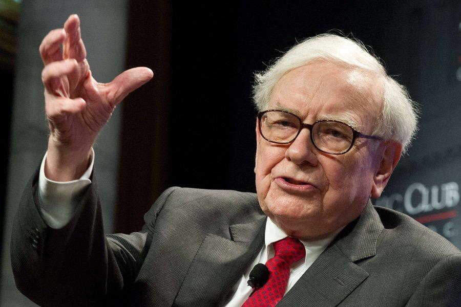 Warren Buffett Un final Mal
