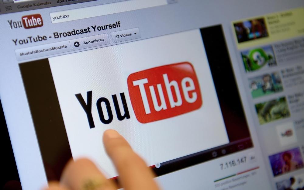 Youtube malware minado de criptomonedas
