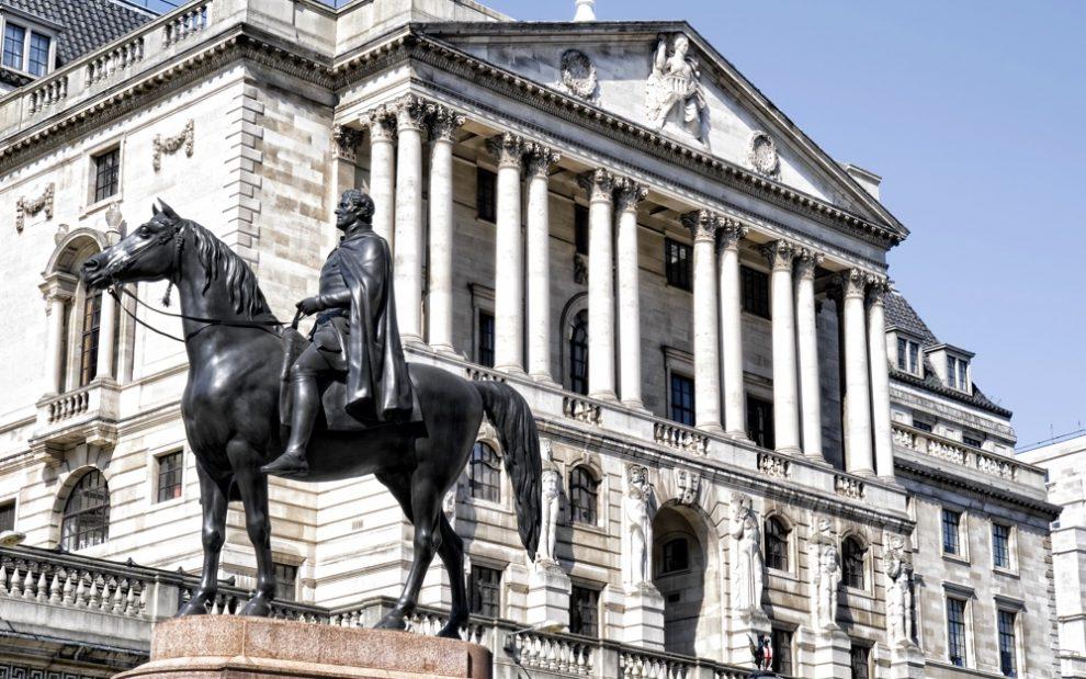 Banco de Inglaterra bitcoin ha fallado como moneda