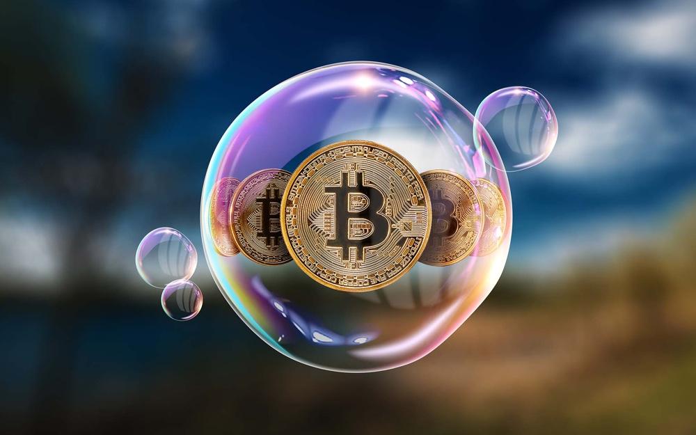 Bitcoin es una burbuja según economista
