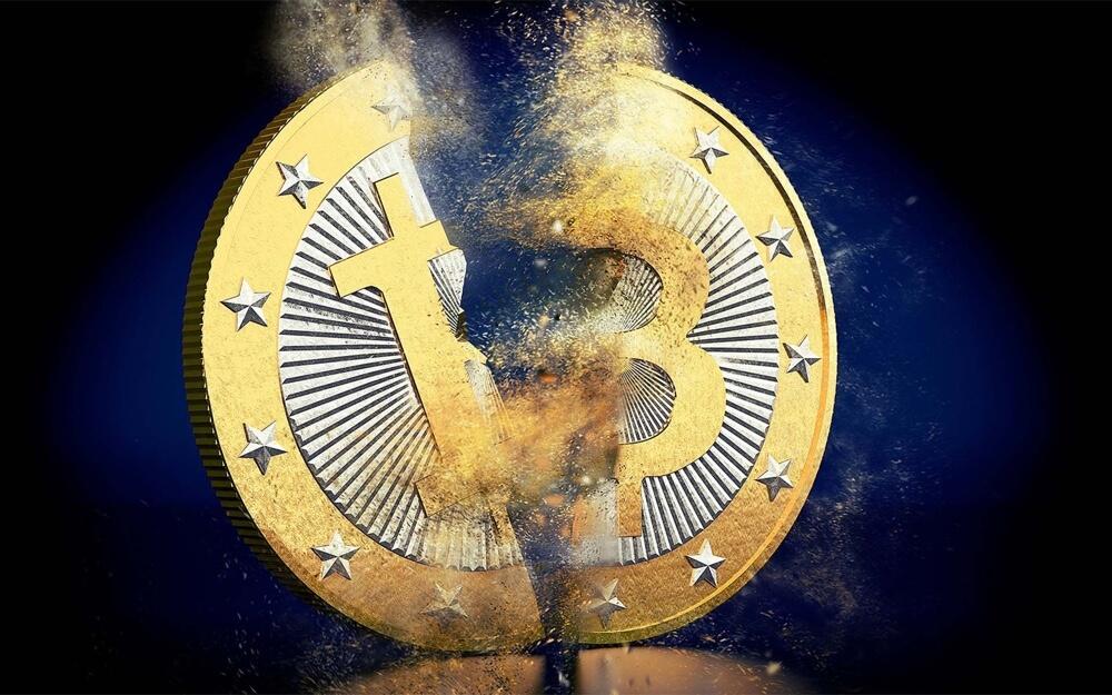 Bitcoin tiene su peor semana desde el 2013