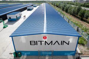 Bitmain obtubo 3 mill millones de beneficios en el 2017