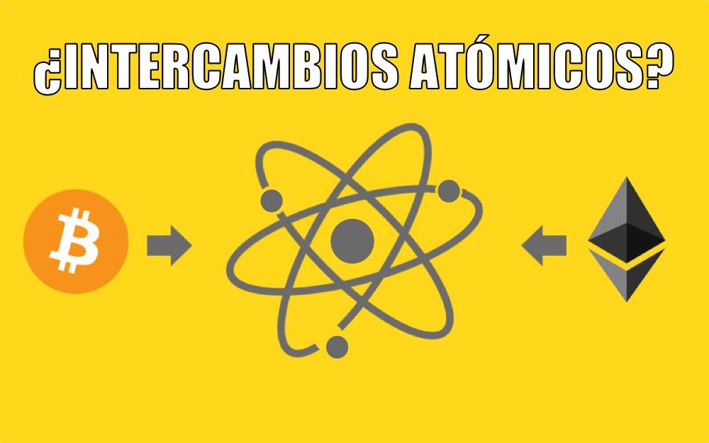 Intercambios atómicos de criptomonedas