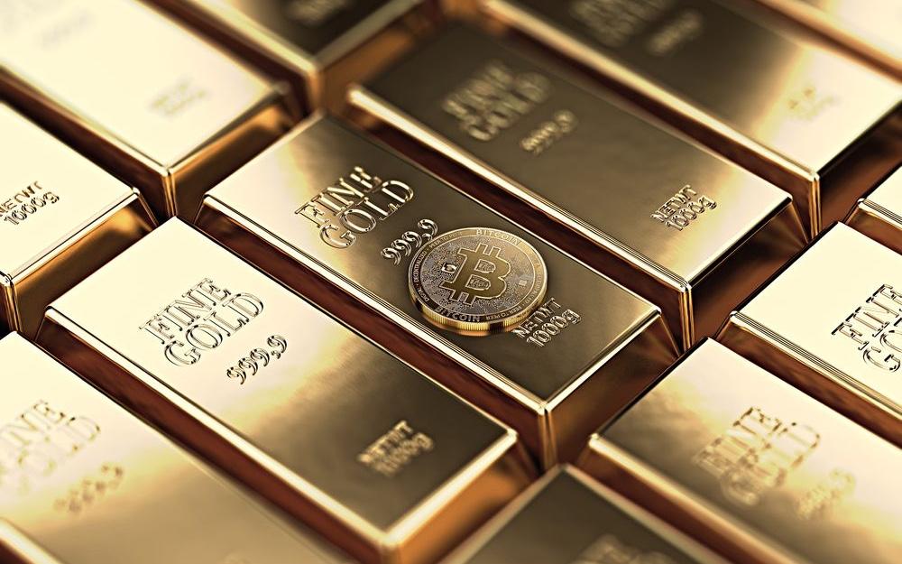 Oro vs Bitcoin