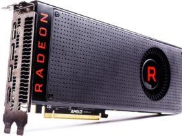 Radeon RX 64 escasez