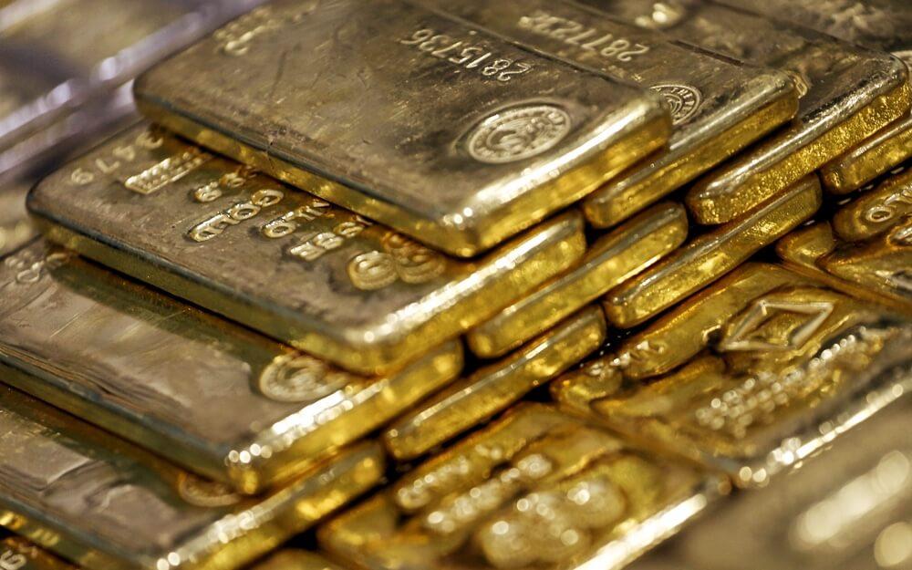 Reservas de oro moneda fiduciaria