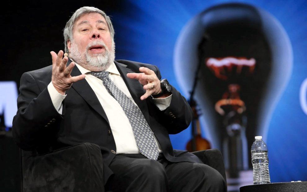 Steve Wozniak fue estafado