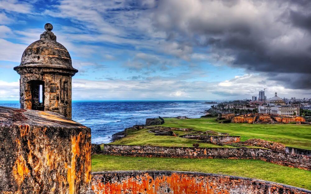 Viejo San Juan paraíso para las criptomonedas