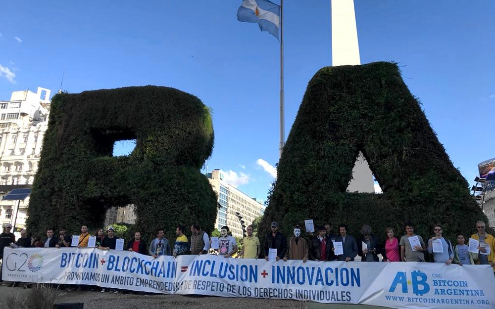 E G20 término sin nuevas regulaciones para las criptomonedas