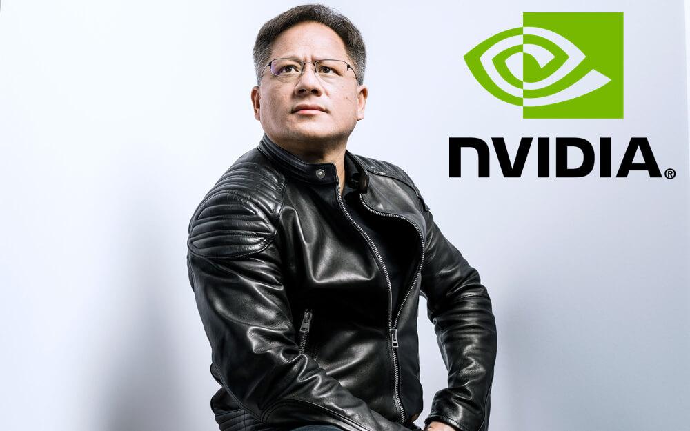 Jensen Huang cree que las criptomonedas han llegado para quedarse
