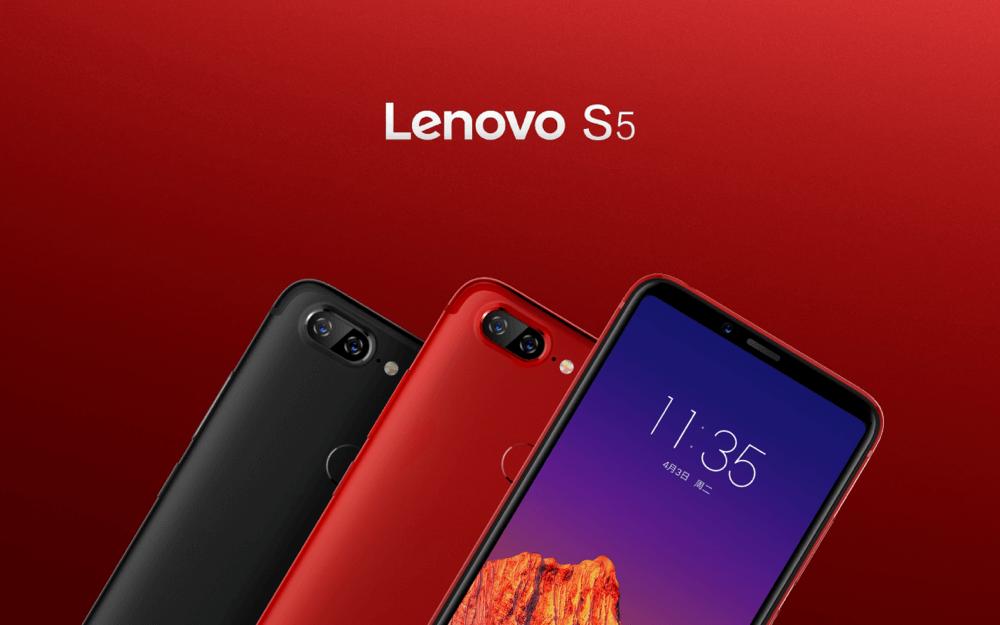 Lenovo s5 con tecnología blockchain