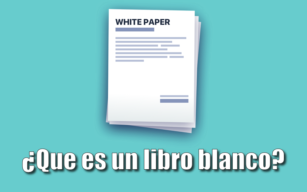 Que es un whitepaper