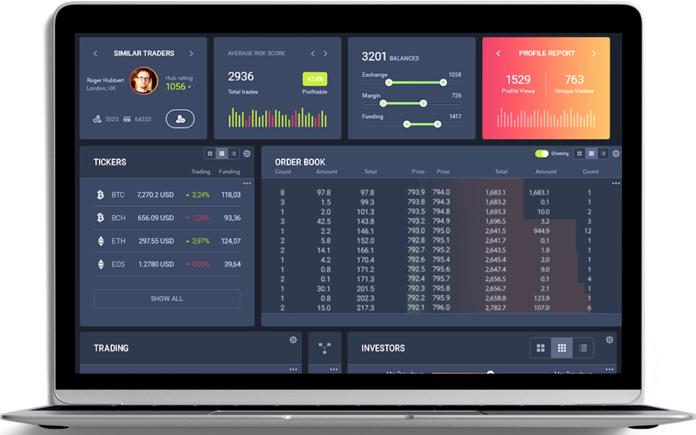 Tradershub una plataforma de negociación todo en una