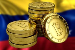 Grandes volúmenes de comercialización de Bitcoin en Venezuela