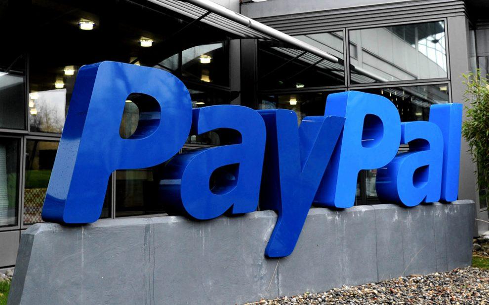 PayPal sube sus comisiones