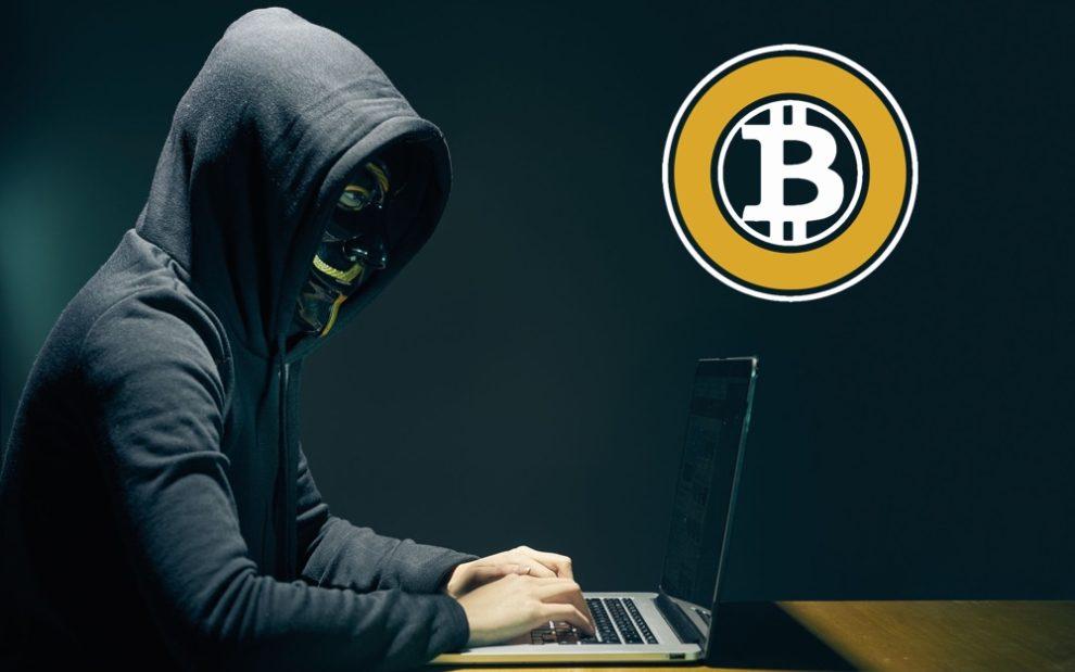 Bitcoin Gold hackeado, 18 millones