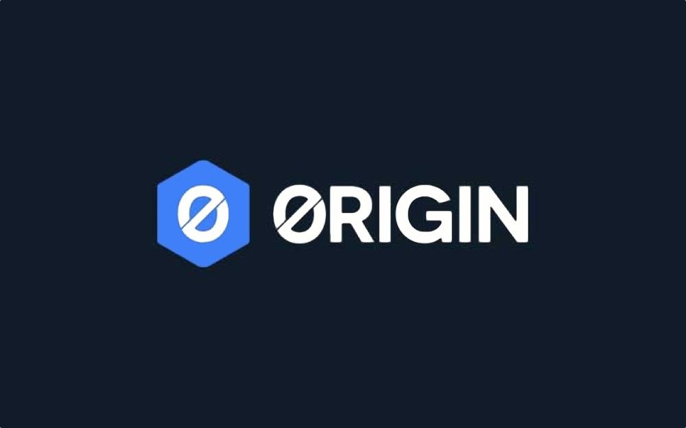 Origin criptomoneda