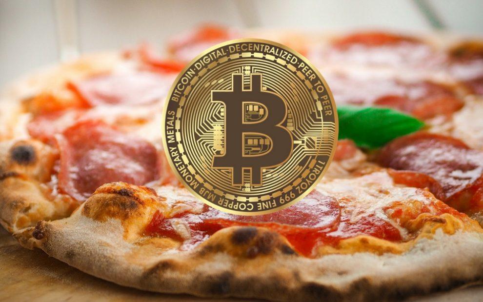 Pizza Bitcoin Day 2018
