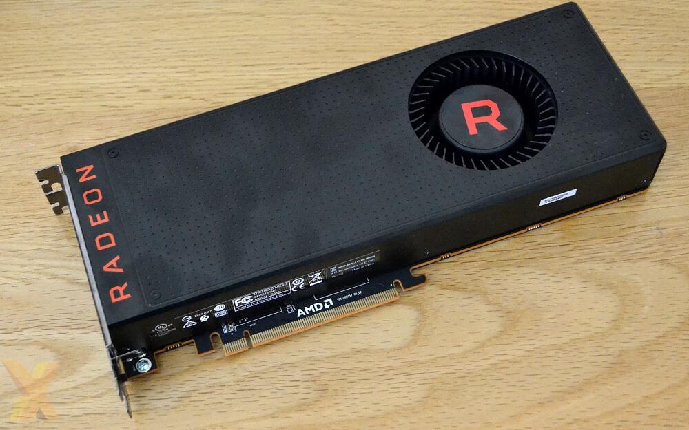 AMD Vega 56 para Monero