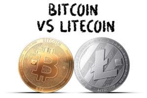 Bitcoin-vs-Litecoin