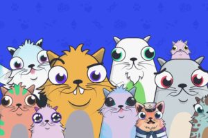 CryptoKitties pierde volumen de transacciones