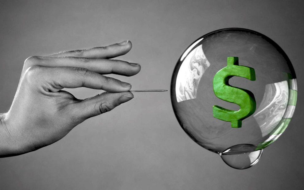 Invertir en criptomonedas se parece a hacerlo en la burbuja puntocom