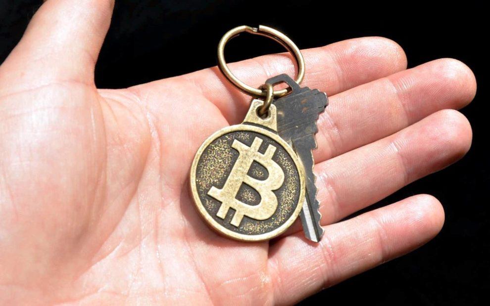 Mantener seguros los bitcoins