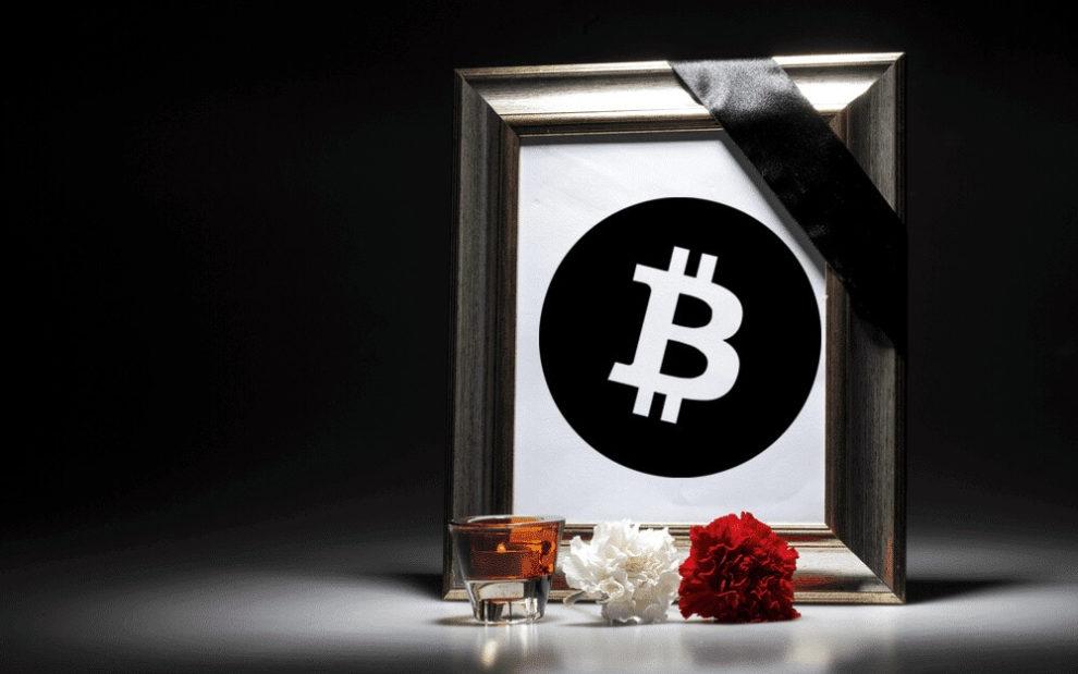 No es el funeral de Bitcoin