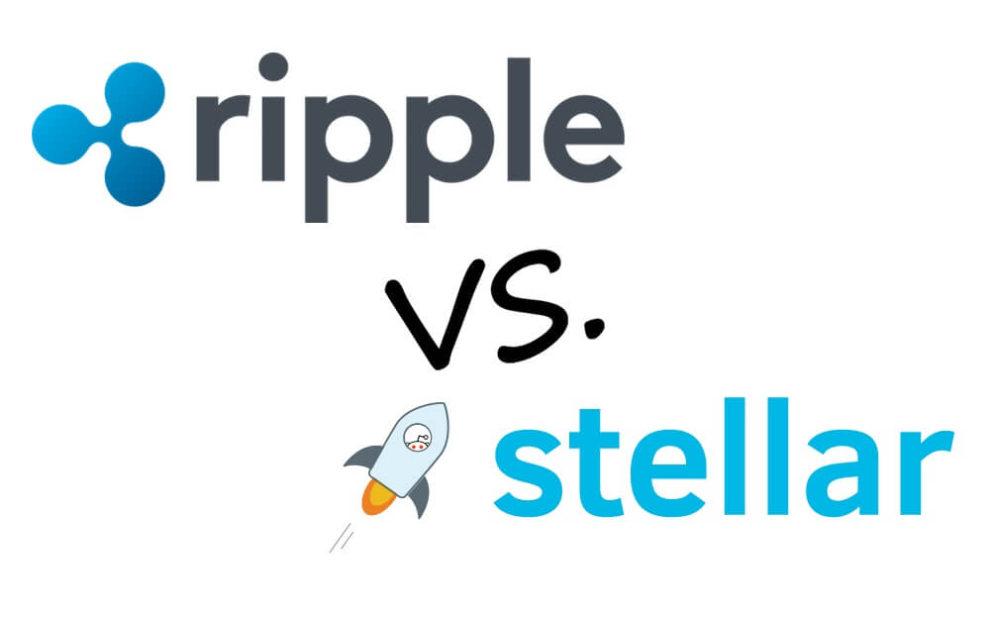 Ripple vs Stellar Lumens