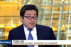 Tom Lee sigue reafirmando un precio de $25000