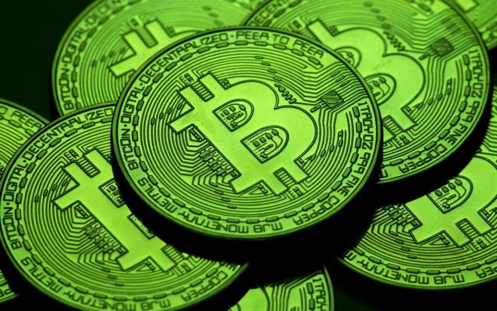 Bitcoin se encuentra en verde junto con el resto del mercado