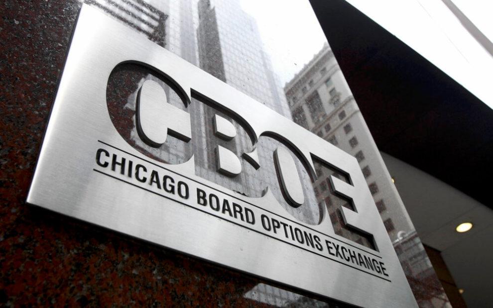 CBOE busca abrir su fondo cotizado de Bitcoin