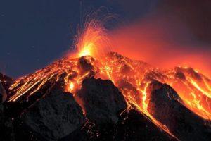 El mercado alcista será como un volcan en erupción