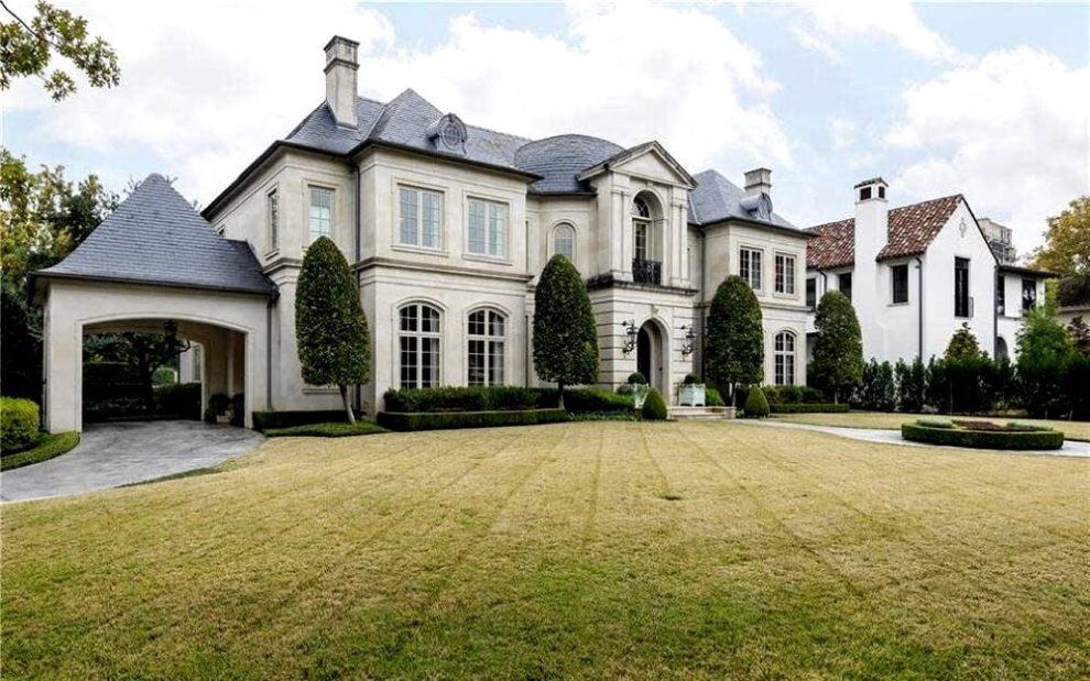 Mansion en Texas se vende por bitcoins