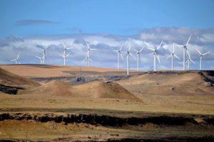 Se planea construir una granja eolica para minar Bitcoin en Marruecos