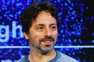 Sergey Brin mina con su hijo Ethereum