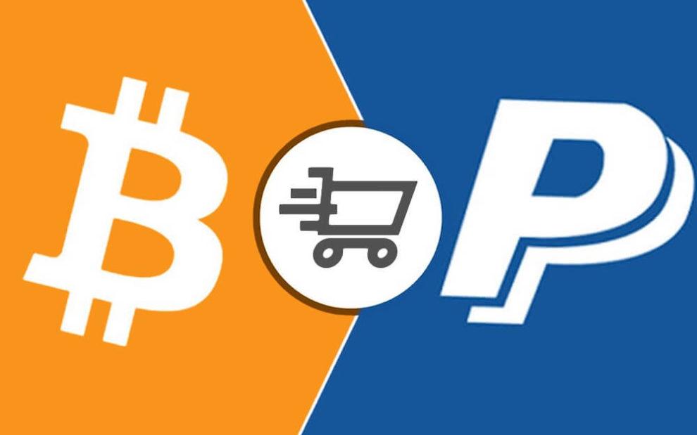 Bitcoin De Paypal