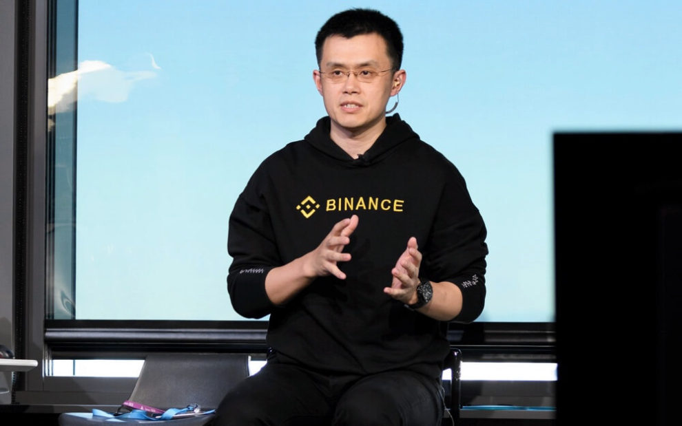 El CEO de Binance no quiere competir con Coinbase