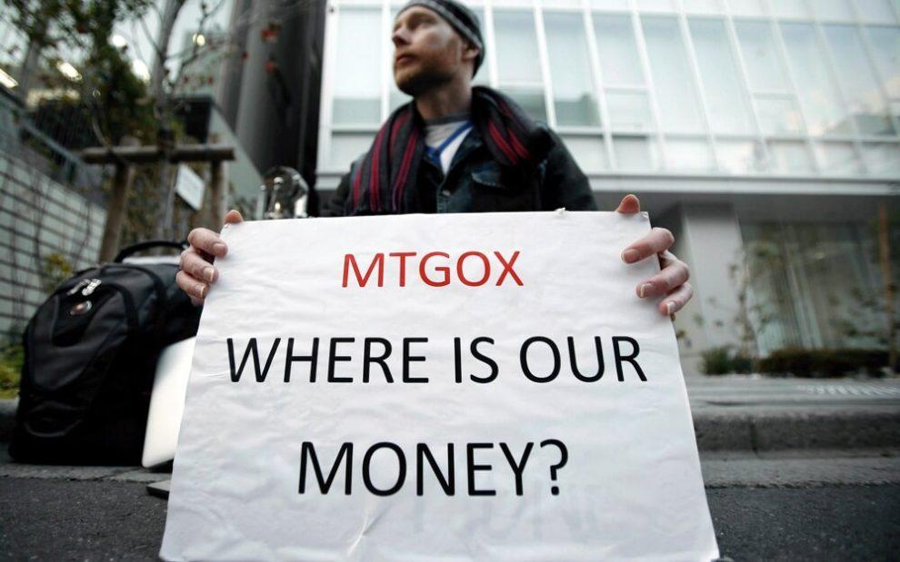 El reintegro de los fondos de Mt. Gox se espera para el verano del 2019